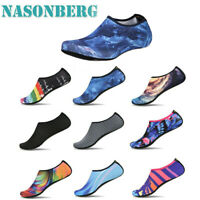 Water Socks Barefoot Skin Shoes Quick-Dry Aqua Beach Water Swim Diving Sports