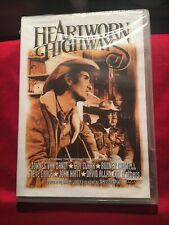 HEARTWORN HIGHWAYS (DVD VG+) Townes Van Zandt, Steve Earle, John Hiatt