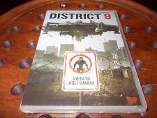 District 9. Vietato agli umani (2009) Dvd ..... Nuovo