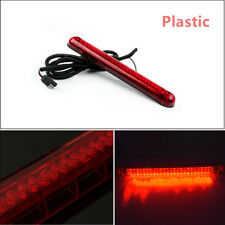 1PC Car Auto Rear Window Rear Tail Light High Mount Stop Brake Lamp 24 LED Red