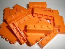 +  LEGO   25  orange  Bausteine  1x4  Noppen   NEUWARE  +