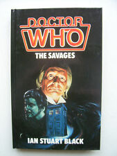 Doctor Who-The Savages by Ian Stuart Black (Hardback, 1986)