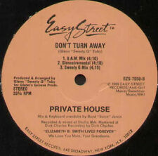 PRIVATE HOUSE - Don't Turn Away - Easy Street - EZS-7550 - Usa