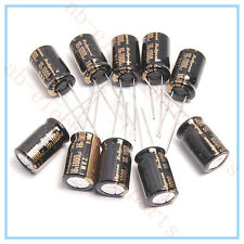 100X 1000uf 16v Rubycon Radial Electrolytic Capacitors MHZ 16v1000uf Low ESR