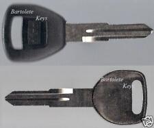 Replacement Transponder Key Blank Fits 2001 2002 01 02 Honda Civic *