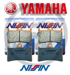PASTIGLIE YAMAHA T-MAX/530 2012-2018 NISSIN ORIGINALI ANTERIORI X MOTO 2P-210ST