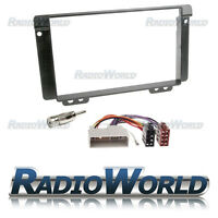 Land Rover Freelander Stereo Radio Fitting KIT Fascia Panel Adapter Double Din