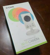 """ New "" D-Link WiFi Indoor Hd Camera / Motion Sensor - White"
