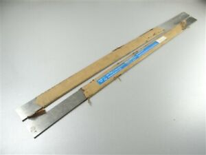 """5.5LB A2 TOOL STEEL BAR STOCK 3/16"""" THICKNESS 36"""" LENGTHS"""