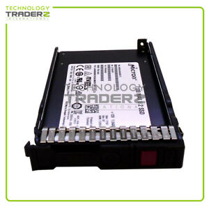 0-Hours 875595-B21 HP 800GB NVMe 2.5in SSD 870344-002 W/ Tray * New Other *
