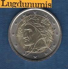 Italie 2012 - 2 euro - Pièce neuve de rouleau - Italia