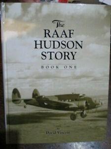 History RAAF Lockheed Hudson WW2 Bomber Story Vol 1 Men Squadrons OPs book