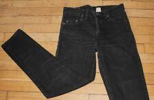 LEVIS 512 Jeans pour Femme W 30 - L 30 Taille Fr 40 SLIM FIT TAPERED LEG (L208)