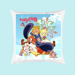 Il fantastico mondo di Paul Pakkun Poru no Mirakuru Anime cuscino pillow