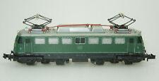 Minitrix Spur N E-Lok E 40 101 der DB grün