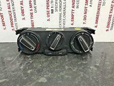 VW POLO MK5 6C 2014-17 A/C HEATER CLIMATE CONTROL PANEL SWITCH 6C0820045E