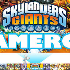 SKYLANDERS GIANTS Bedroom Wall Border strips personalised boys or girls name