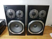 Onkyo SC 60 MK II   HiFi Stereo 3-Wege Lautsprecher