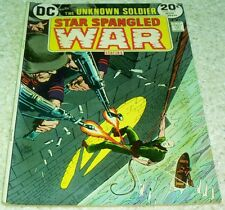 Star Spangled War Stories 175, FN- (5.5) 1973,  50% off Guide!