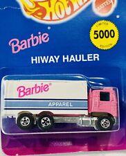 Hot Wheels Barbie Hiway Hauler MOC