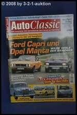 Auto Classic 2/07 Porsche 911 S Opel Manta  Ford Capri