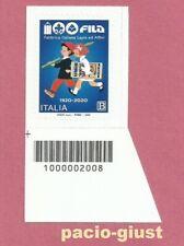 Italia 2020  FILA - FABBRICA DI LAPIS ED AFFINI  Codice a barre 2008