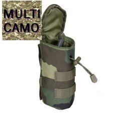 Multi Camo Molle für Flasche Airsoft Paintball Tactical Softair