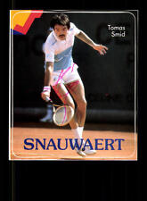 Tomas Smid Original Signiert Tennis + A 167060