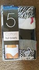 BHS Cotton Briefs for Women