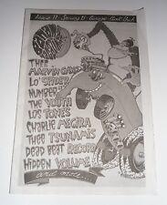 BANANA MAGAZINE Issue 11 Garage Punk Psych Fanzine London UK Rock n Roll 2015