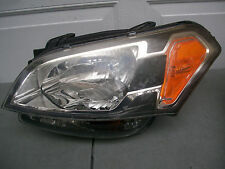 KIA SOUL 10 11 HEADLIGHT LH OEM ORIGINAL HALOGEN