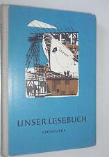 Unsere Lesebuch 6.Klasse/DDR/Volk u.Wissen/Berlin/1960