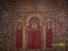 Very Old Carpet Possible Prayer Rug
