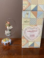 "Calico Kittens by Enesco ""Dare To Dream� 826030A"