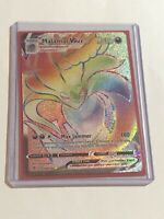 Malamar VMAX Secret Rare 198/192 Sword and Shield Rebel Clash Pokemon Holo Mint