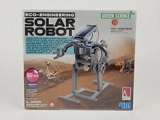 Solar ROBOT Kit ECO-Engineering Motor Robot Educational Toy NEW SEALED