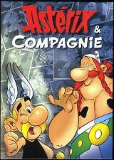 "UDERZO ""Astérix & compagnies"" ASTERIX petit alb cartoné 60000 ex Collector NEUF!"