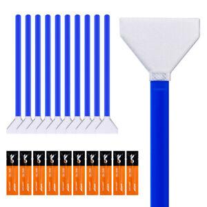K&F Concept 20pcs 24mm APS-C Sensor Cleaning Swab For DSLR or SLR Digital Camera