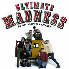 Madness Ultimate CD NEW SEALED One Step Beyond/Our House/Baggy Trousers/My Girl+