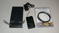 Audio Technica VHF Wireless Guitar System Transmiter & Receiver AT-GCW ATW-T27