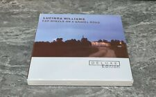 Lucinda Williams Car Wheels On A Gravel Road 2CD Deluxe Edition 2006 RARE OOP