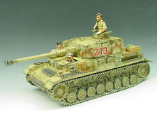 King and (&) Country AK023 - Desert Panzer IV - Retired