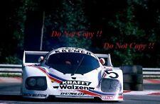 Bellof & Stommelen Kremer Racing Porsche CK5 Spa 1000 Km's 1982 Photograph 1