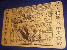 SE941 Vtg J.R. Williams Postcard Greeting Card Cartoon Reesor Markham ON