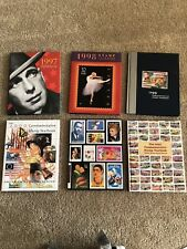 Commemorative Stamp Lot 1997-2002