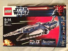 LEGO StarWars The Malevolence 9515 NEU&OVP/MISB