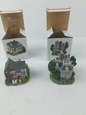 Liberty Falls Collection Haunted House Ah227, Palm Reader Cottage Ah234 (2001)