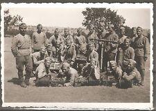 Vintage WW2 Bulgarian Military Field Photo Officer Trench Binoculars Periscope