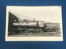 Boston & Maine Railroad Locomotive 626 @ Portland ME RPPC Real Photo Postcard