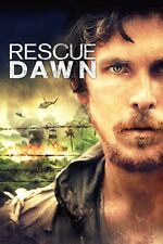 """35mm THEATRICAL FEATURE TRAILER - """"RESCUE DAWN"""" (2006)  MGM -CHRISTIAN BALE"""